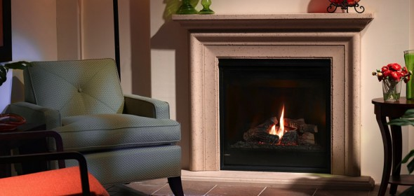 Heatilator Novus Single Sided Gas Fireplace Fireplaces Awnings Bbq Products And Services In