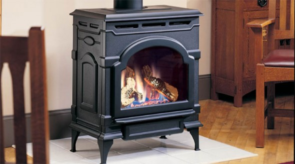 Majestic Oxford Direct Vent Gas Stove