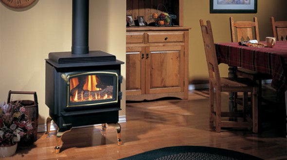 Regency Classic C34 Direct Vent : Fireplaces, Awnings, BBQ ...