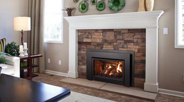 Regency Energy U31 Natural Vent Gas Insert : Fireplaces, Awnings ...