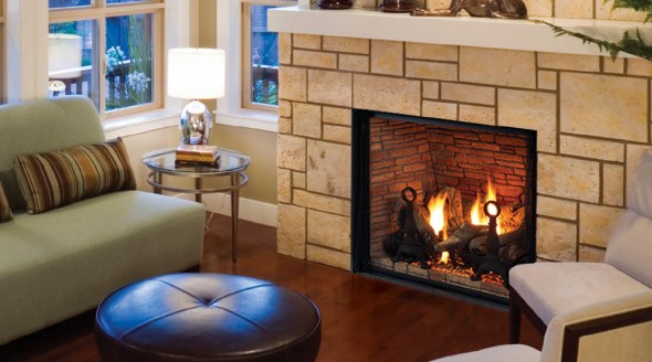 Vermont Castings Resolution Gas Fireplace