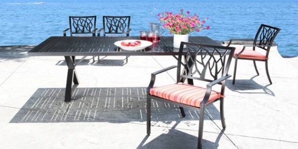 CabanaCoast Cast Aluminum Patio Furniture