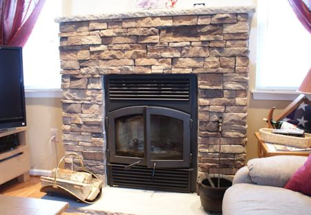 FP90 WARMHEARTH PLUS WOOD FIREPLACE : Fireplaces, Awnings, BBQ ...