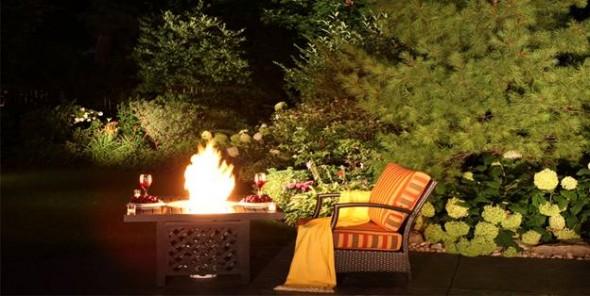 CabanaCoast Outdoor Fire Pits