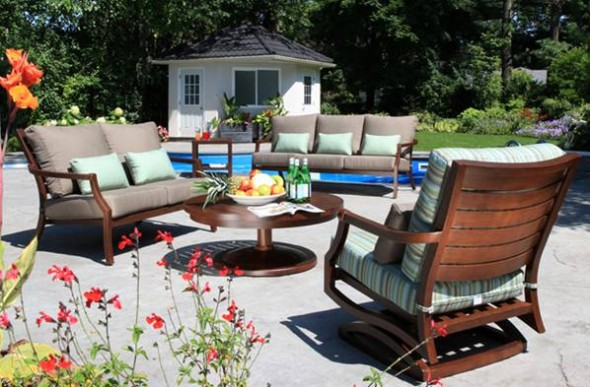 CabanaCoast Outdoor Teak Patio Furniture