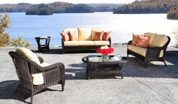 CabanaCoast Wicker Patio Furniture